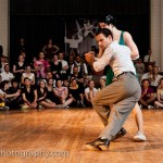 Lindy Hop at the Lonestar Championships, Austin Texas, January 2010 // Photo by David Holmes