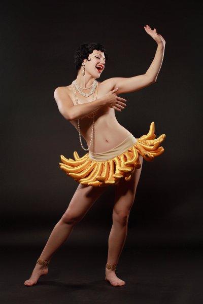 how to make a banana skirt